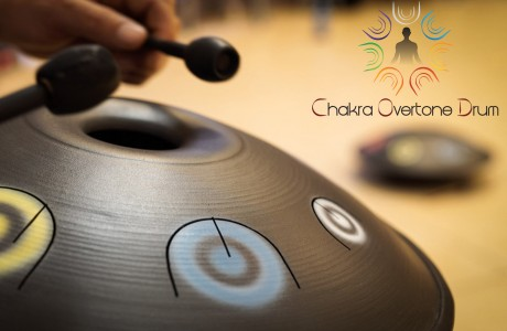 Chakra Overtone Drum